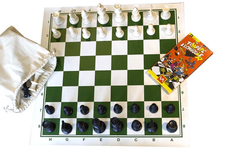 Les échecs pour les clubs et les écoles