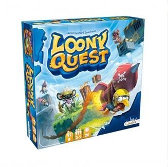 Loony Quest dispo Robin des Jeux