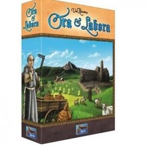 Ora et Labora est un jeu disponible chez Robin des Jeux