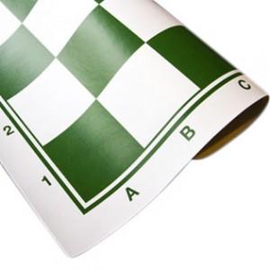 échiquier vynile 46cm pour clubs et écoles, disponible chez Robin des Jeux
