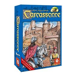 Jeu Carcassonne chez Robin des Jeux