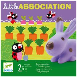 Little association, Illustrateur : Nathalie Choux éditeur Djeco