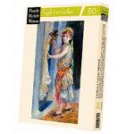 Puzzle Michele Wilson - L'enfant et l'oiseau - Renoir chez Robin des Jeux Paris