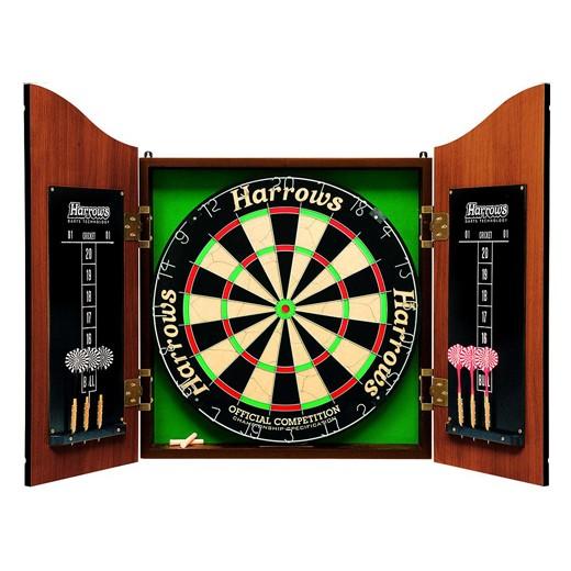 cible harrows kit complet pro choice robin des jeux. Black Bedroom Furniture Sets. Home Design Ideas