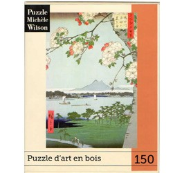 puzzle Michèle Wilson chez Robin des Jeux