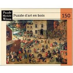 Puzzle Michel Wilson Jeux d'enfant BRUEGEL