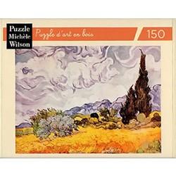 Puzzle Michèle Wilson Les blés jaunes VAN GOGH