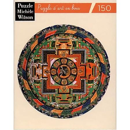 Puzzle Michèle Wilson Mandala de Vajrabhairarava ART TIBETAIN chez Robin des Jeux