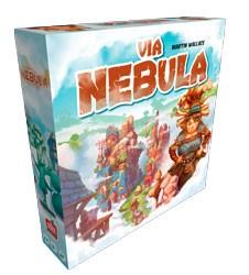 Via Nebula des Space Cobows à Paris chez chez Robin des Jeux