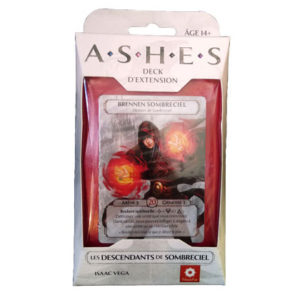 A.S.H.E.S pack d'extension Les descendants de sombreciel
