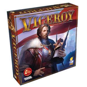 Viceroy de Funforge chez robin des jeux