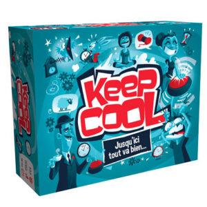 KEEP COOL de cocktail games chez robin des jeux