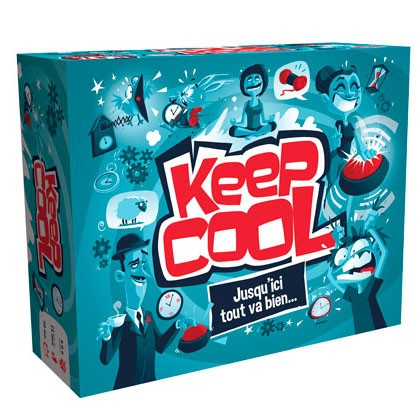 KEEP COOL de cocktail games chez robin des jeux