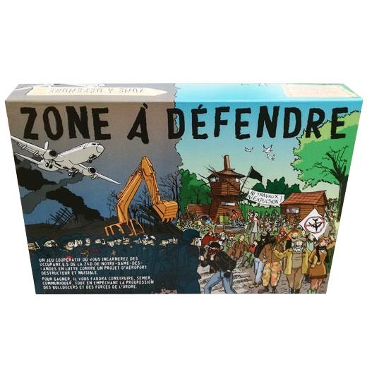 Zone A Défendre chez Robin des Jeux à Paris