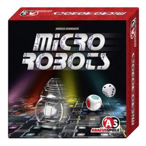 Micro Robots chez Robin des Jeux