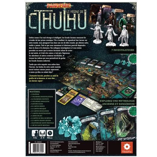 Acheter PANDEMIC CTHULHU chez Robin des Jeux