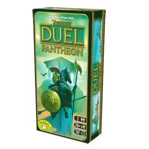 Acheter 7 WONDERS DUEL: PANTHEON chez Robin des Jeux