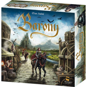 Acheter Barony chez Robin des Jeux
