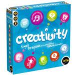 Acheter Créativity à Paris chez Robin des Jeux