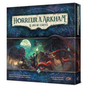 Acheter Horreur à Arkham chez Robin des Jeux