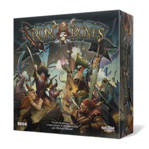 Acheter Rum & Bones à Paris chez Robin des Jeux