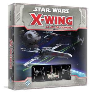 Acheter x-wing à Paris chez Robin des Jeux