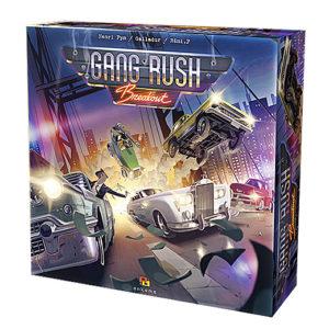 Gang Rush Breakout chez Robin des Jeux