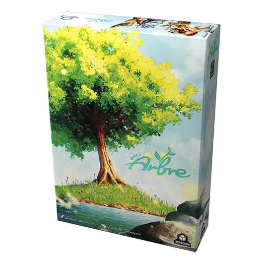 L'arbre chez Robin des Jeux