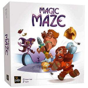 Magic Maze chez Robin des Jeux Paris