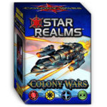 Star Realms Colony War chez Robin des Jeux Paris