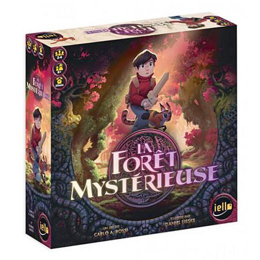 La forêt mystérieuse chez Robin des Jeux