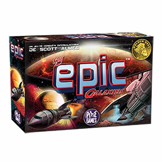 Tiny Epic Galaxies chez Robin des Jeux