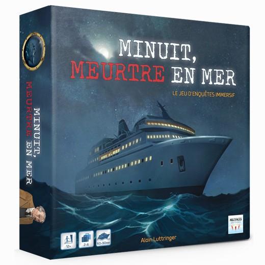 inuit Meutre en mer chez Robin des Jeux à Paris