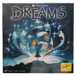 Dreams chez Robin des Jeux à Paris