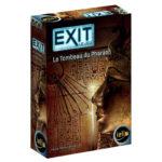 EXIT Le Tombeau du Pharaon chez Robin des Jeux Paris