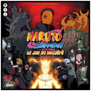 Naruto Shippuden chez Robin des Jeux Paris
