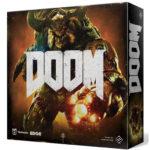 Doom seconde édition chez Robin des Jeux Paris