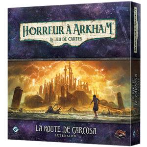 Horreur à Arkham JCE La route de Carcosa chez Robin des Jeux