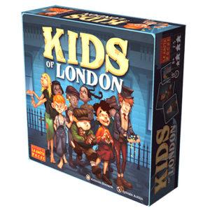 Kids of London chez Robin des Jeux Paris