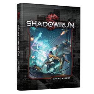 Shadowrun 5 Le livre de base chez Robin des Jeux Paris