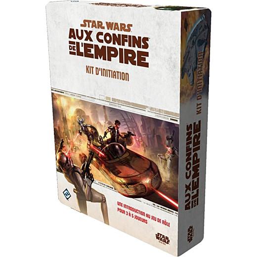 Star wars, aux confins de l'empire, Kit d'initiation chez Robin des Jeux Paris
