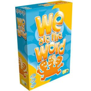 We are the word chez Robin des Jeux Paris