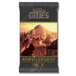 7 Wonders Cities Anniversary Pack chez Robin des Jeux Paris