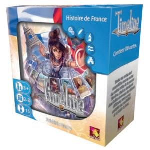Timeline Histoire de France chez Robin des Jeux Paris