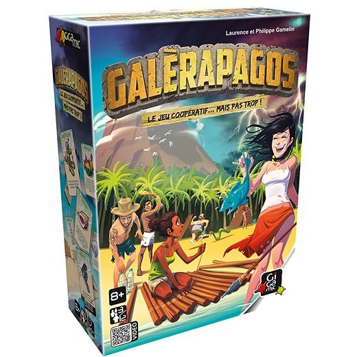 Galérapagos chez Robin des Jeux Paris