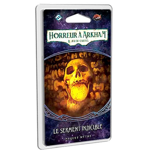 Horreur a Arkham le serment indicible chez Robin des Jeux