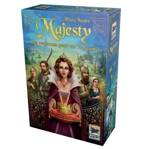 Majesty chez Robin des Jeux Paris