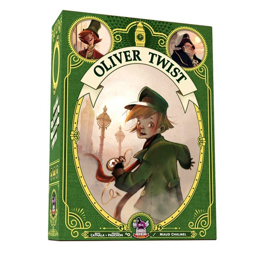 Oliver Twist chez Robin des Jeux