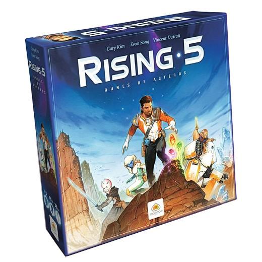Rising 5 chez Robin des Jeux Paris