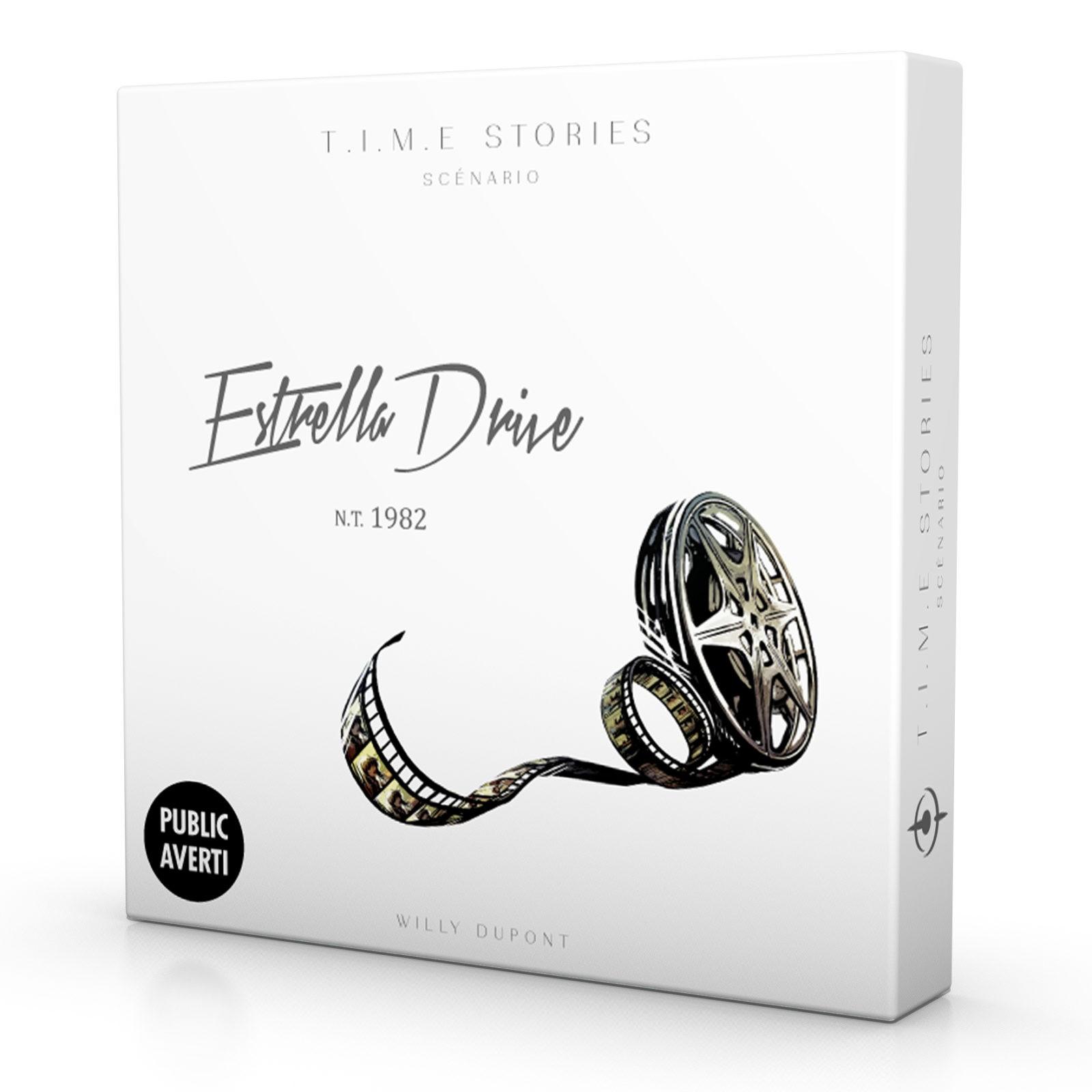 TIME STORIES Estrella Drive chez Robin des Jeux